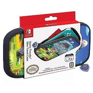 Case para Nintendo Switch Lite RDS travel The Legend of Zelda Link's Awakening - Switch Lite