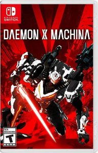 Game Daemon x Machina - Switch