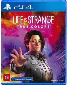 Game Life is Strange True Colors - PS4 upgrade PS5