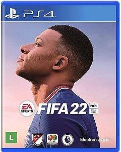 Game FIFA 22 - PS4 [Pré-venda]