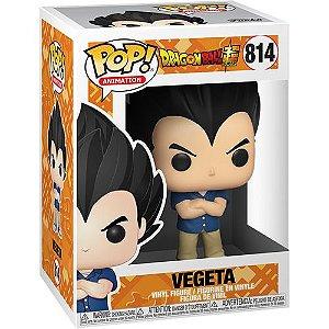 Pop! Dragon Ball Z Super Vegeta #814 - Funko