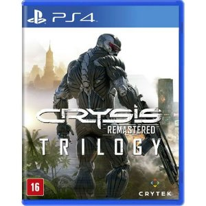 Game Crysis Remastered Trilogy - PS4