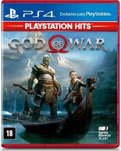 Game God of War 4 - PS4