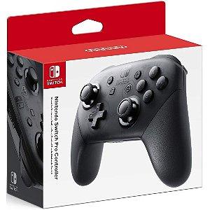 Controle Pro Nintendo Switch - Nintendo