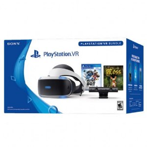 Playstation VR Astro Bot + Moss Bundle V2 - Sony