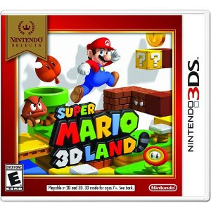 Game Super Mario 3D Land - 3DS