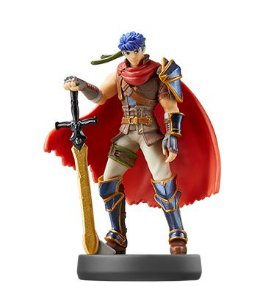 Amiibo Ike Super Smash Bros Series - Nintendo
