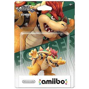 Amiibo Bowser Super Smash Bros Series - Nintendo