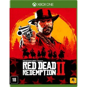 Game Red Dead Redemption 2 - Xbox One