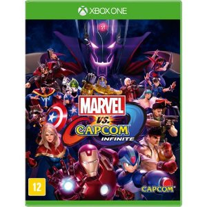Game Marvel vs Capcom Infinite - Xbox One