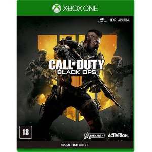 Game Call of Duty Black Ops 4 - Xbox One