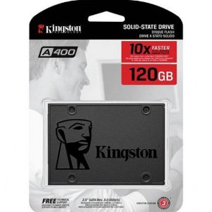 SSD 120GB 2.5 Sata III 6Gbps  - Kingston