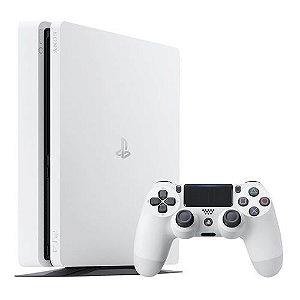 PS4 500GB Slim White CUH2116A - Sony