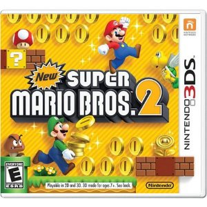 Game New Super Mario Bros 2 - 3DS
