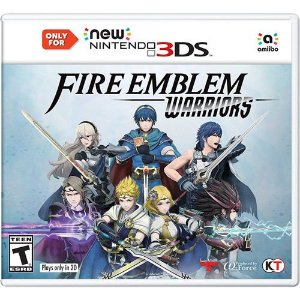 Game Fire Emblem Warriors - 3DS