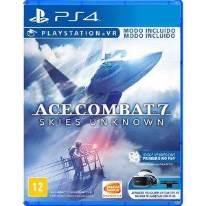 Game Ace Combat 7 Skies Unknown - PS4