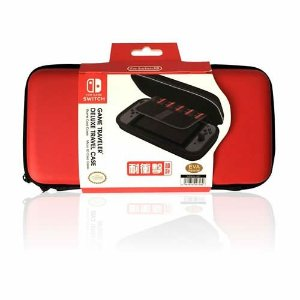 Nintendo Switch Deluxe Travel Case Vermelha - Switch