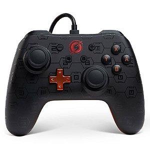 Controle com Fio PowerA Shadow Samus - Switch