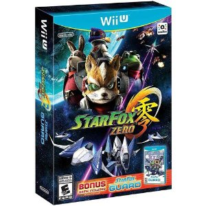 Game Star fox Zero - Wiiu