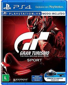 Game Gran Turismo Sport - PS4
