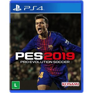 Game PES 2019 Pro Evolution Soccer - PS4