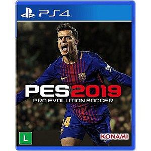 Game PES 2019 Pro Evolution Soccer - PS4