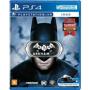 Game Batman Arkhan VR - PS4