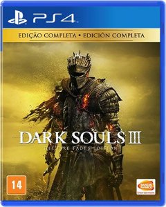 Game Dark Souls III The Fire Fades Edition - PS4