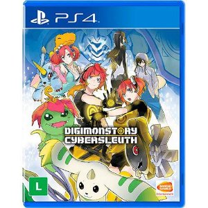 Game Digimon Story Cybersleuth - PS4