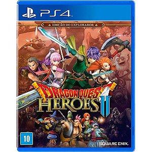 Game Dragon Quest Heroes II Edição Explorador - PS4