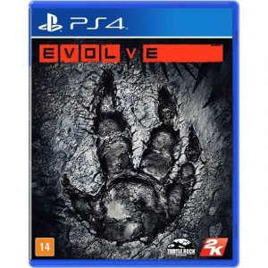 Game Evolve - PS4