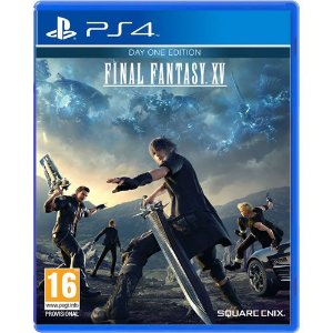 Game Final Fantasy XV Day One Edition - PS4