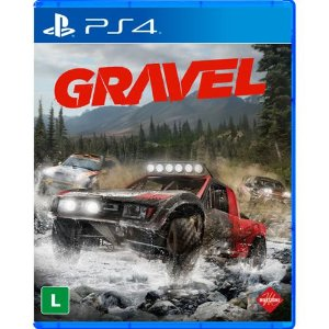 Game Gravel - PS4