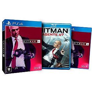 Game Hitman 2 Edição Limitada - PS4