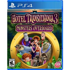 Game Hotel Transylvania 3 Monsters Overboard - PS4