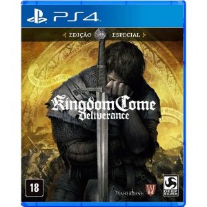 Game Kingdom Come Deliverance - PS4