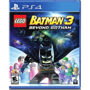 Game Lego Batman Beyound Gotham 3 - PS4