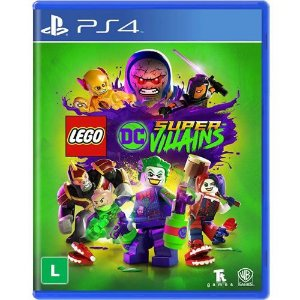 Game Lego DC Super Villains - PS4