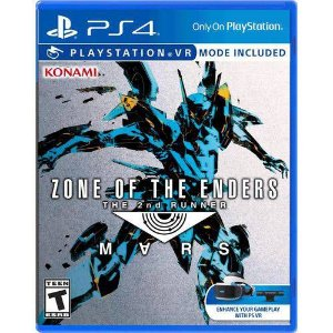 Game Zone of the Enders The 2nd Runner Mars - PS4