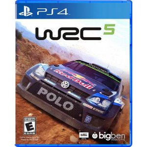 Game WRC 5 - PS4