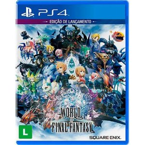 Game World Final Fantasy - PS4