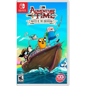 Game Adventure Time Pirates of The Enchiridion - Switch