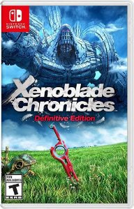 Game Xenoblade Chronicles Definitive Edition - Switch