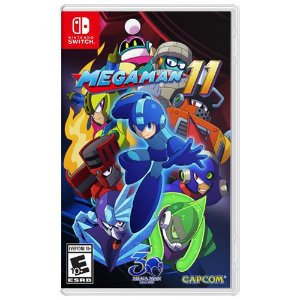 Game Mega Man 11 - Switch