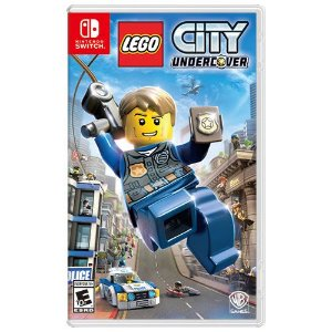 Game Lego City Undercover - Switch