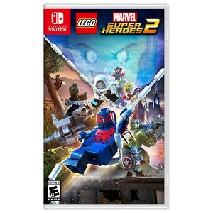 Game Lego Marvel Super Heroes 2 - Switch