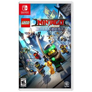 Game Lego The Ninjago Movie Video Game - Switch