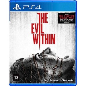 Game The Evil Within - PS4