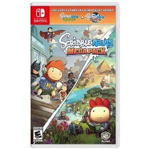 Game Scribblenauts Megapack - Switch