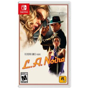 Game L.A Noire - Switch
